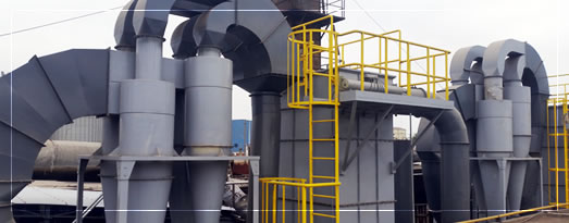 Sistema de extracción de polvo